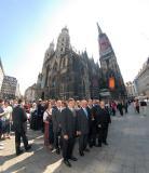 100. Jahre Bauernbund - Festakt in Wien am 24. Juni 2006