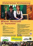 Historischer Ernteumzug, Wiener Neustadt, 24. September 2006