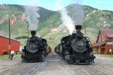 Narrow Gauge Railroads in the Rockies