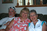 Jay, Kathy and Karen