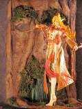 1/6 Fei Yan - High Elf conversion