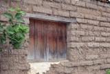 En el Casco Urbano aun se Encuantran Casas de Adobe