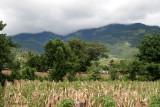 Vista del Cerro Miramundo Desde el Poblado