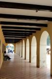 Pasaje del Edificio de la Municipalidad