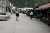 Una de las Calles Comerciales del Poblado