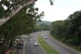 Autopista Hacia Vario de los Municipios de Santa Rosa