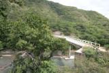 Puente de Ingreso a la Aldea San Luis