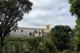 Vista Panoramica de la Iglesia Catolica