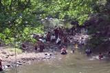 Balneario en el Rio Platanares