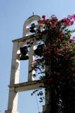 Detalle del Campanario de la Iglesia