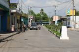 Calzada de Ingreso a la Poblacion