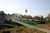Puente Peatonal Sobre el Rio Susu (Jordan)