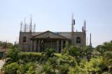 Nueva Iglesia Catolica en Construccion