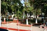 Parque Central Victoria Farfan y Orantes