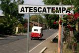 Calle de Ingreso al Poblado