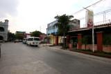 Una de las Calles Principales de la Ciudad