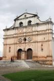 Fachada de la Iglesia Catolica