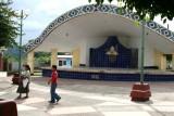 Concha Acustica en el Parque Central