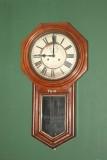 Detalle del Reloj Reglamentario