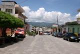 Vista de una de las Calles Comerciales