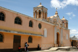 Iglesia de la Aldea Santa Elena Barillas