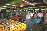 Actividades Recreativas Durante la Feria Local