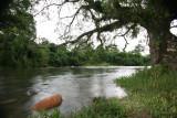 Vista del Rio Cutzan en la Ruta a la Cabecera