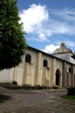 Detalle de la Cupula de la Iglesia