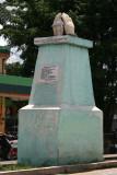 Monumento en una de las Calles Principales