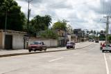 Calzada de Ingreso al Centro Urbano desde Retalhuleu