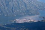 Vista de Santiago Atitlan Desde la Cumbre