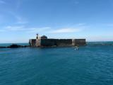 Le Fort de Brescou construit par Vauban