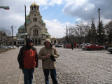 Chilly Sofia and other photos since I've been back