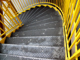 Stairs at the Top