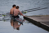 Evening Rowing