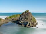 Taitomo Island from Tasman Lookout