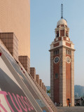 Tower Clock at Tsim Sha Tsui