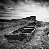 Old Boats. Boddin Point.