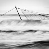 Salmon Nets Lunan Bay.