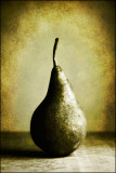 Single Pear.