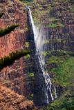 Waterfall at Waimea