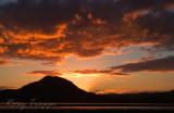 Porthmadog sunset