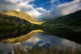 Reflection on Llyn Cwmorthin