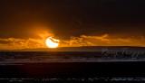 Sunset over the Llyn Peninsula