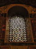 Aachener Dom, window and color glass