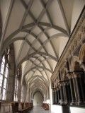 Aachener Dom, arch roof