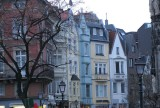 Houses by the Münsterplatz