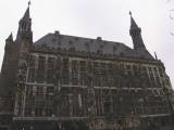 Town Hall  (Rathaus) of  Aachen