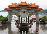 Wenwu Temple, Sun-Moon Lake (May-Jun 06)