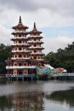 Dragon & Tiger Pagodas, Kaohsiung (May-Jun 06)